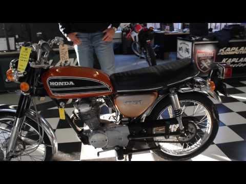 1973 Honda CB100
