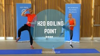 High intensity, low impact workout. No equipment (H20 day 5) by Body Project