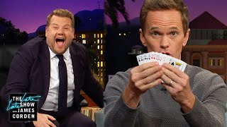 Neil Patrick Harris Comes With A Trick Up His Sleeve