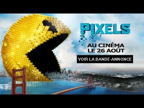 Pixels Sony Pictures Releasing France / Sony Pictures Entertainment Inc