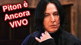 10 Teorie Su HARRY POTTER Che Cambieranno I FILM