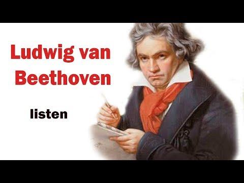 #Бетховен. Лунная соната, К Элизе, Симфония 5. Слушать онлайн классическую музыку.