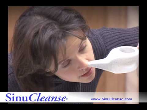 Neti Pot by Sinucleanse - Best Neti Pot - As seen on Oprah and Dr. Oz.