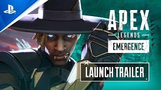 PlayStation Apex Legends - Emergence Launch Trailer   PS4 anuncio
