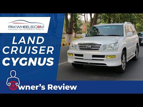 Land Cruiser Cygnus | Owner's Review | PakWheels