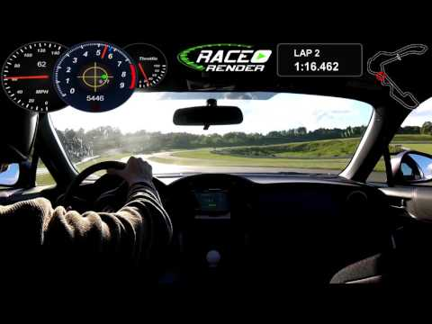 FR-S @ PittRace, Track Night In America, 2017-06-27