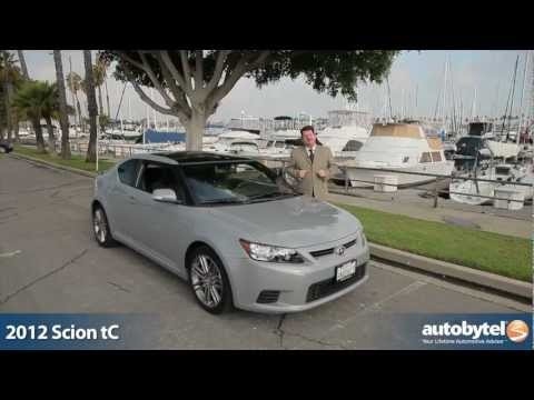 2012 Scion tC: Video Road Test and Review