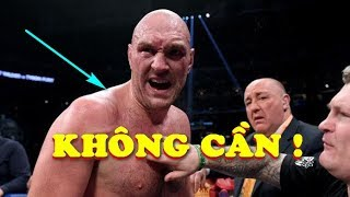Tyson Fury Làm Điều CỰC SỐC Sau Trận Hòa Deontay Wilder