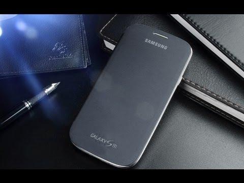 Samsung Galaxy S3 mini Flip Cover, Case