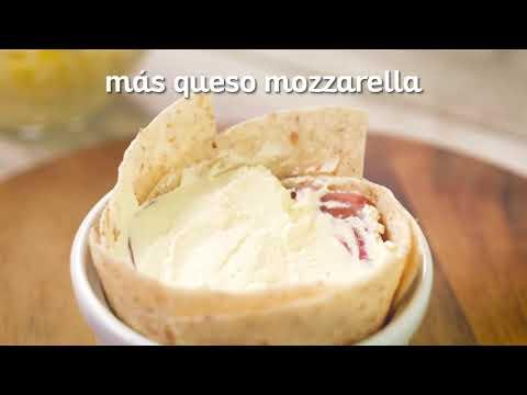 CANASTILLA GRATINADA con Tortillas Haz de Oros