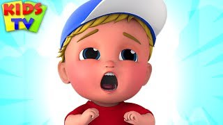 Sneeze Song | Junior Squad | Nursery Rhymes & Songs for Babies