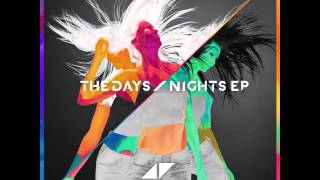 Avicii   The Days Henrik B Remix