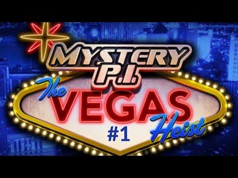 Mystery P.I.:  The Vegas Heist Part 1