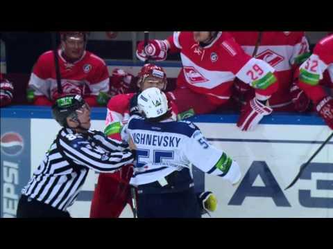 Igor Volkov vs. Dmitri Vishnevsky