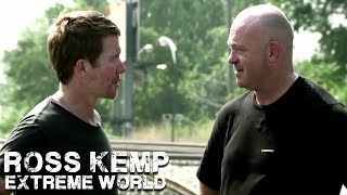 Ross Visits the Brickyard in Chicago   Ross Kemp Extreme World