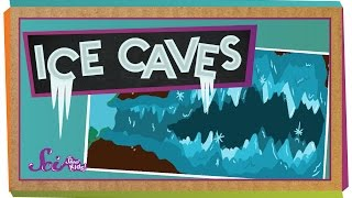 Explore An Ice Cave! | Geology For Kids