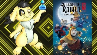 The Legend Of Kung Fu Rabbit: The Martial Of Fire Review