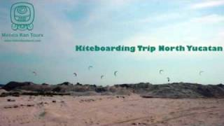 preview picture of video 'Kitesurfing Trip Mexico Yucatan by Ocho Tulum kite school'