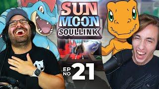 HAHAHAHAHA!! | Pokemon Sun & Moon Soul Link - EP21