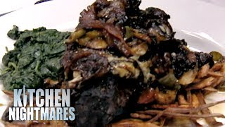 """Master Of The Grill"" BURNS EVERYTHING 