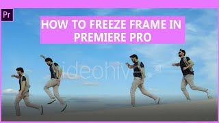 freeze frame effect premiere pro - TH-Clip