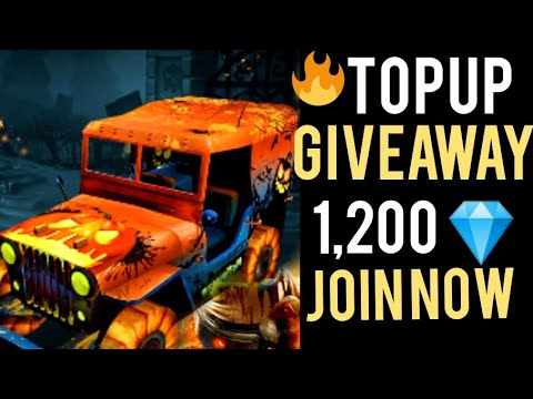 FREE FIRE LIVE GIVEAWAY 1200 DIAMONDS LIVE CUSTOM ROOM  JOIN NOW #FFLIVE