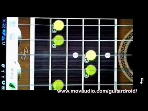 Video of Guitar Droid Lite