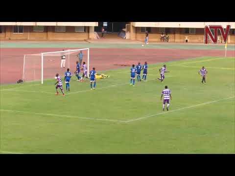 Purple Sharks win shootout against Kireka united 5-4