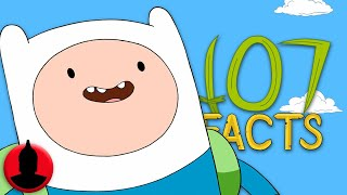 107 Finn The Human Facts YOU Should Know! - Adventure Time | Channel Frederator