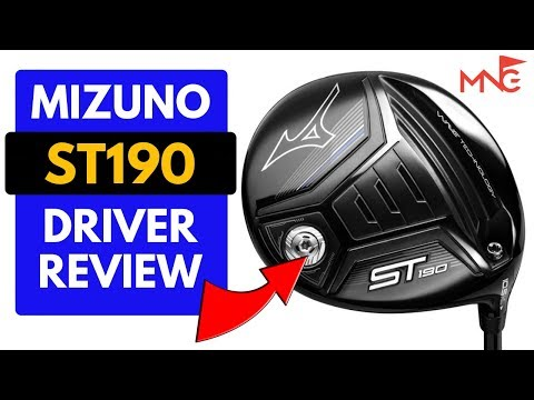 Mizuno ST190 Driver Review