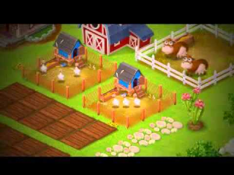 Happy Farm:Candy Day wideo