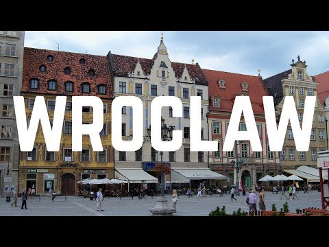 My Trip to Wroclaw, Poland [2015]