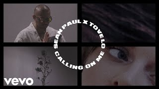 Sean Paul, Tove Lo - Calling On Me (Visualiser)