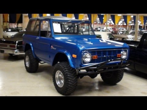 1977 Ford Bronco 4×4 Quick Look
