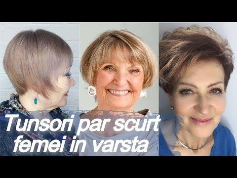 Modele De Tunsori Par Scurt Femei In Varsta смотреть онлайн на Hah