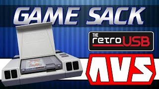 The RetroUSB AVS - Review - Game Sack