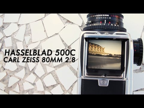 Una de las mejores cámaras de la historia, Hasselblad 500C   David López