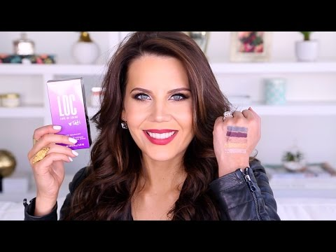 Birchbox's First Makeup Brand, LOC: Launch Collection Curated by Tati Westbrook