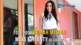 Foto-foto Rumah Mewah Maia Estianty di Jakarta