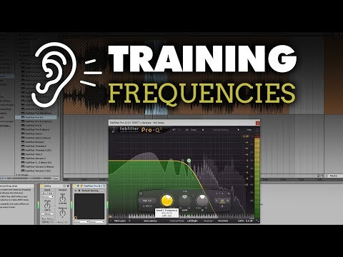 Ear Training Exercise For Audio Producers | Frequencies & EQ ...