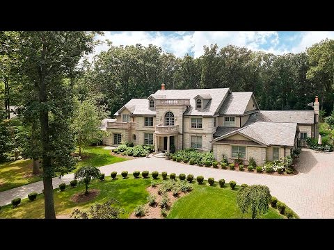 An extraordinary resort-like home on an eastern Glenview acre