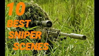 TOP TEN Movie Sniper scenes