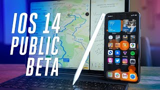 iPadOS & iOS 14 public beta: all the overdue features