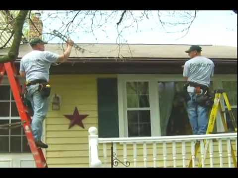 LeafGuard Gutters on Ron Hazelton's House Calls