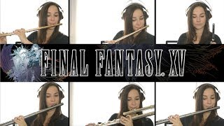 Final Fantasy XV: Valse Di Fantastica on Flute + Sheet Music!