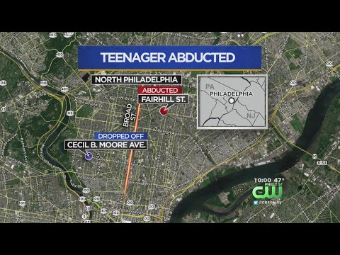 Police: Teenage Girl Unharmed After Being Abducted In North Philadelphia