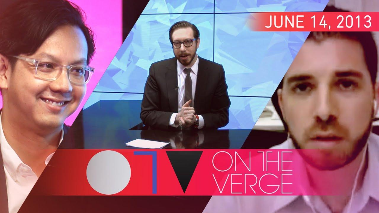 On The Verge: Khoi Vinh talks iOS 7, The Guardian's Spencer Ackerman talks PRISM thumbnail