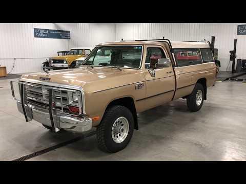 1990 Dodge Ram W250 for Sale - CC-1047919
