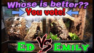 The Great Bioactive Buildoff! (Emily vs Ed)