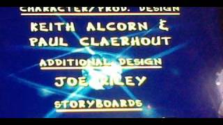 jimmy neutron 1998 credits
